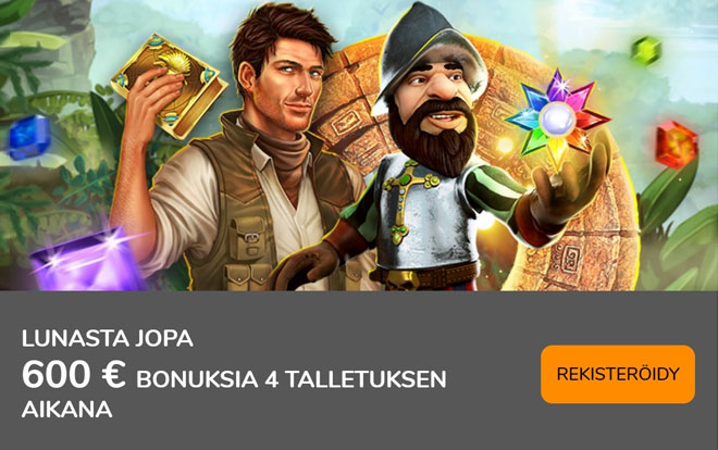 Playigo Casino bonus
