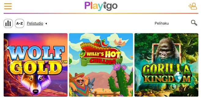 Esittelyssä Playigo Casino
