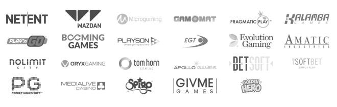 Pelituottajia löytyy erittäin paljon sillä onhan pelejäkin yli 3 000 kappaletta