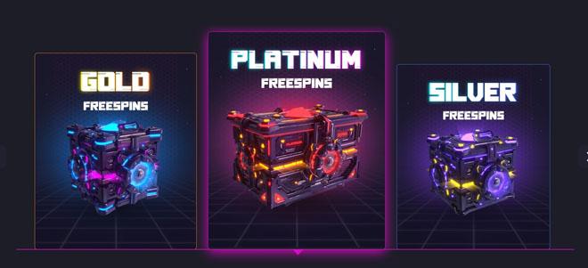 Beembox yllätyslaatikot tuovat pelaajille ilmaiskierroksia eri panoksilla