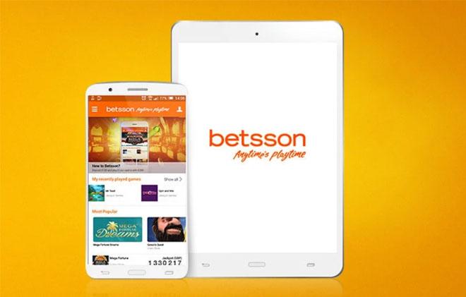 Betsson kokemuksia voi kerätä omalla aplikaatiolla, jonka voit ladata puhelimeen tai tablettiin