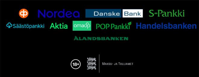 Kanuuna Kasinolla pääset käyttämään kotimaisia pankkeja