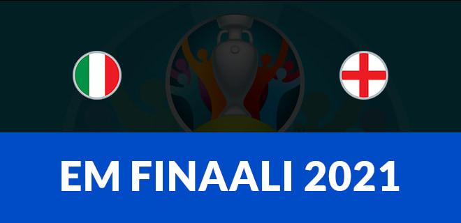EM Finaali 2021 Jalkapallon EM-kisat