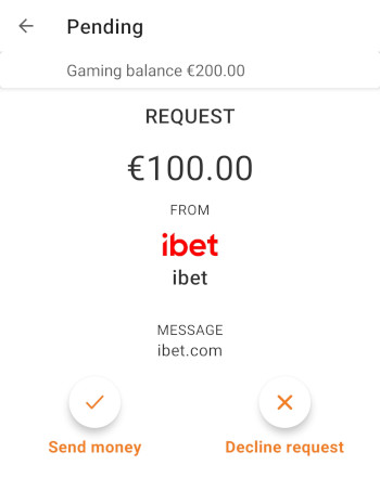 Vahvista rahan siirto nettikasinolle MuchBetterin applikaatiosta