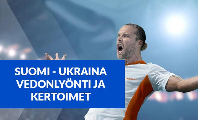 Suomi Ukraine kertoimet